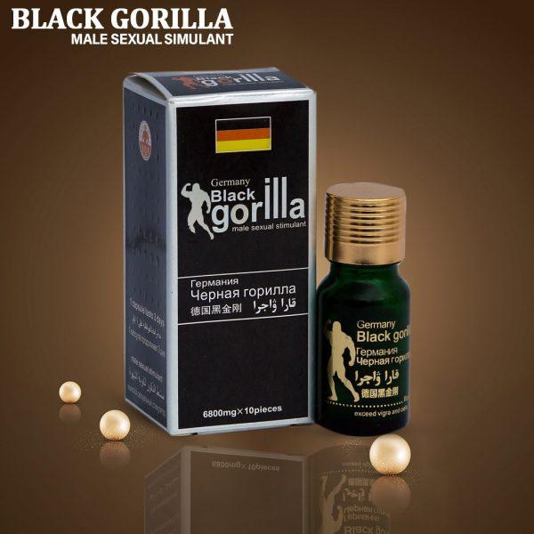 Germany Black Gorilla Male Sexual Stimulant