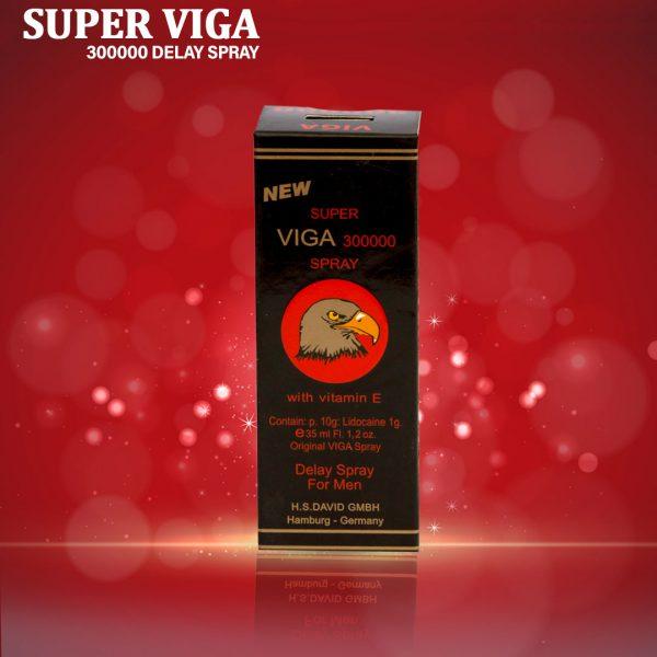 Super Viga 300000 Spray Vitamin E