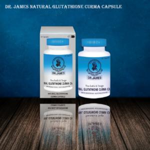Dr. James Natural Glutathione Curma Capsule