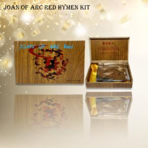 Joan of Arc Red Hymen Kit