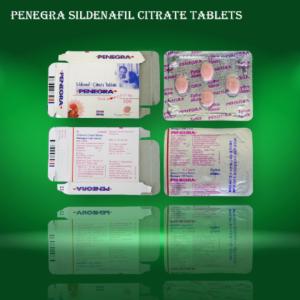 Penegra Sildenafil Tablets