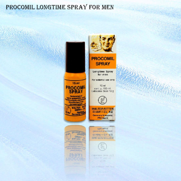 Procomil 15ml longtime Delay Spray