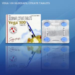 Vega 100mg Tablets
