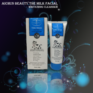 AICHUN BEAUTYTHE MILK FACIAL WHITENING CLEANSER removes dead skin cells, deep cleans and brightens skin. It also soothes your skin.